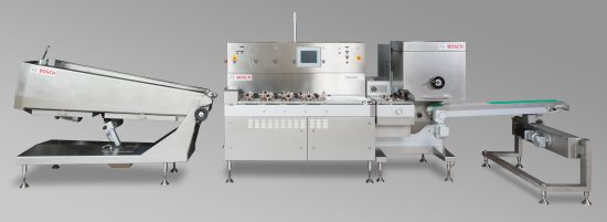 Confectionery manufacturing lines